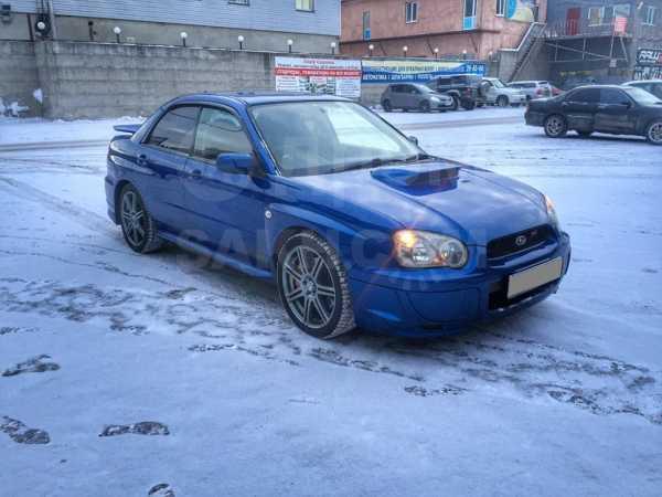 Subaru Impreza WRX STI, 2003 год, 720 000 руб.
