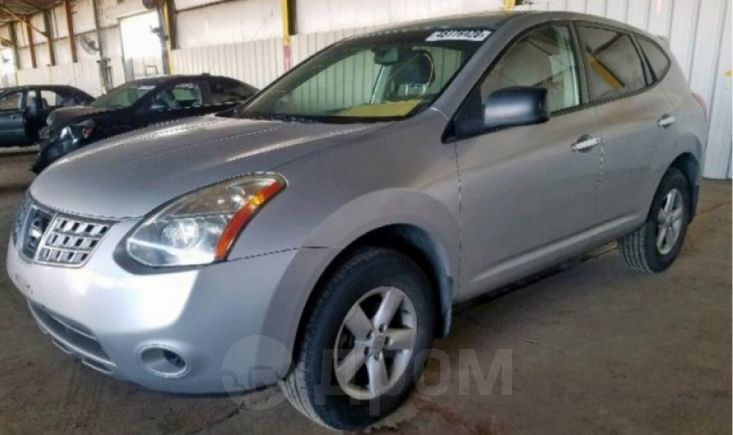 Nissan Rogue, 2010 год, 635 000 руб.