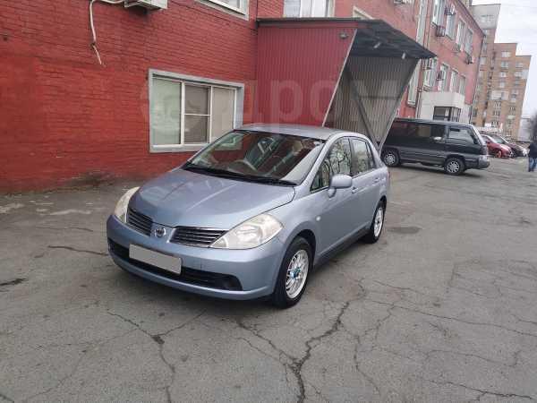 Nissan Tiida Latio, 2004 год, 270 000 руб.