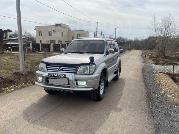 Toyota Land Cruiser Prado, 2001 год, 735 000 руб.