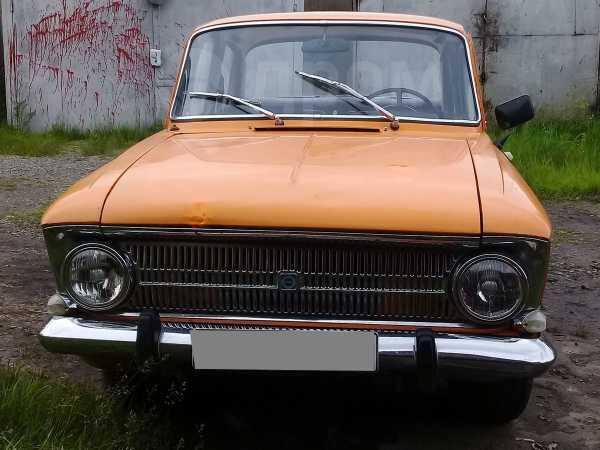 Москвич 412, 1979 год, 65 000 руб.