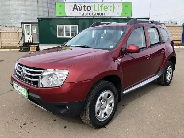 Renault Duster, 2012 год, 489 000 руб.