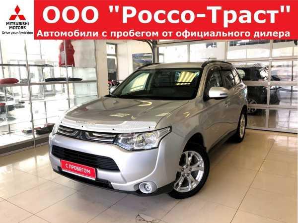 Mitsubishi Outlander, 2014 год, 990 000 руб.