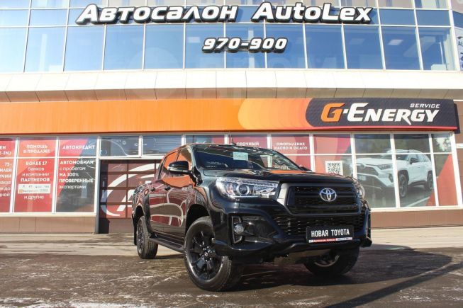 Toyota Hilux Pick Up, 2020 год, 2 966 000 руб.