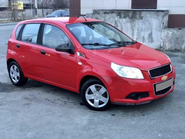 Chevrolet Aveo, 2009 год, 209 000 руб.