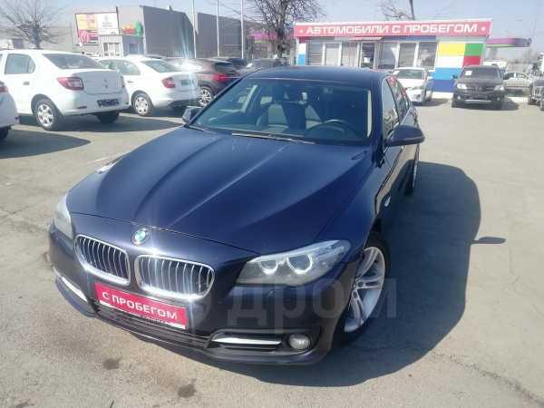 BMW 5-Series, 2014 год, 1 199 000 руб.
