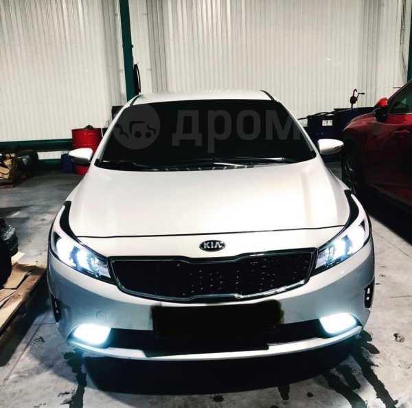Kia Cerato, 2018 год, 1 100 000 руб.