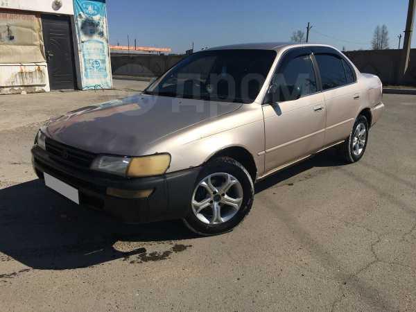 Toyota Corolla, 1991 год, 107 000 руб.