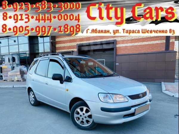 Toyota Corolla Spacio, 1997 год, 227 000 руб.