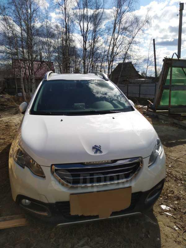 Peugeot 2008, 2014 год, 700 000 руб.
