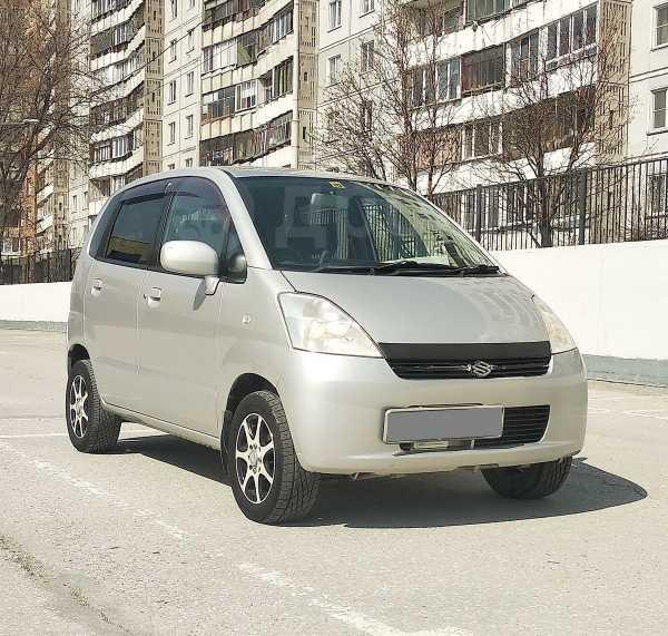 Suzuki MR Wagon, 2003 год, 195 000 руб.