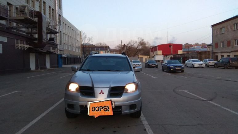 Mitsubishi Outlander, 2003 год, 380 000 руб.
