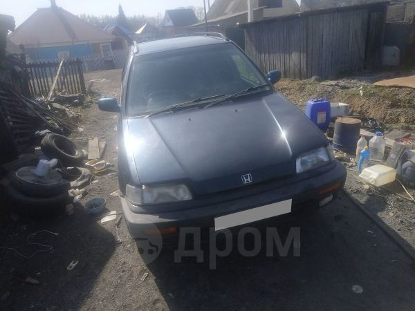Honda Civic Shuttle, 1990 год, 75 000 руб.