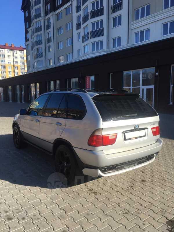 BMW X5, 2002 год, 460 000 руб.