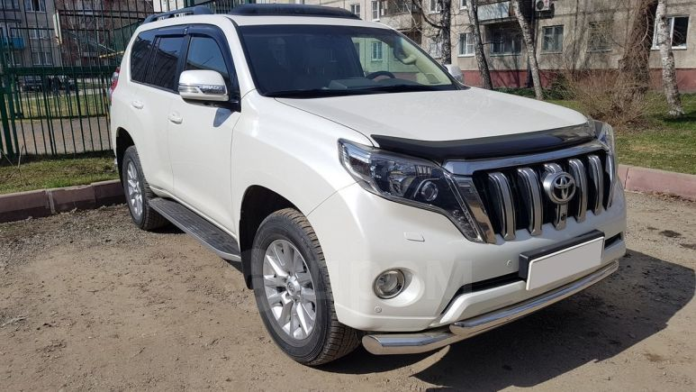 Toyota Land Cruiser Prado, 2015 год, 2 690 000 руб.