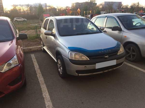 Opel Corsa, 2001 год, 100 000 руб.