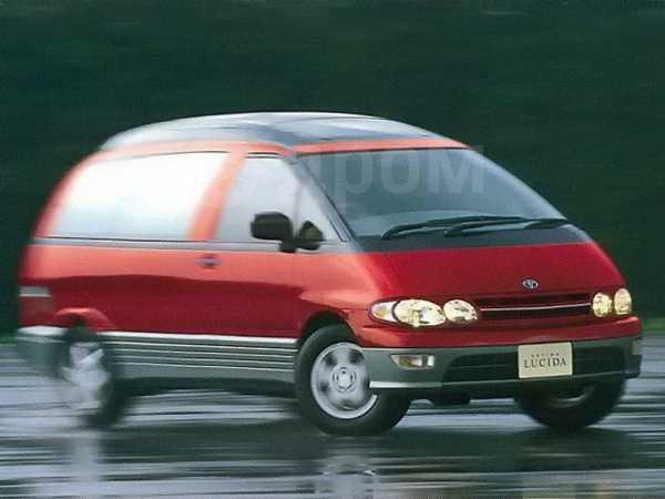 Toyota Estima Lucida, 1996 год, 270 000 руб.