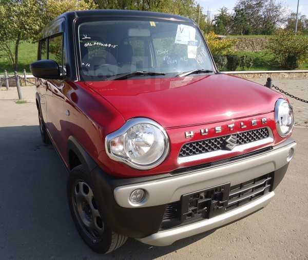 Suzuki Hustler, 2015 год, 515 000 руб.