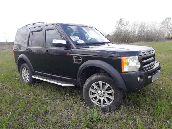 Land Rover Discovery, 2005 год, 540 000 руб.