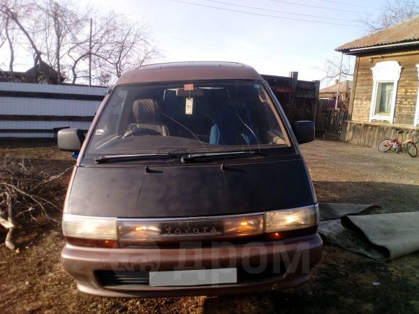 Toyota Town Ace, 1990 год, 100 000 руб.