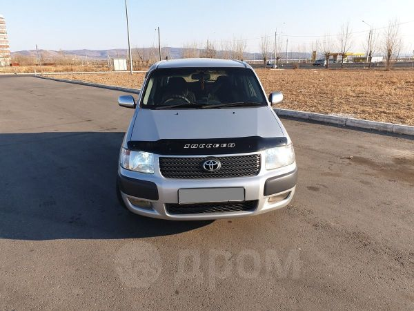 Toyota Succeed, 2006 год, 360 000 руб.