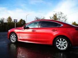 Мурманск Mazda6 2018