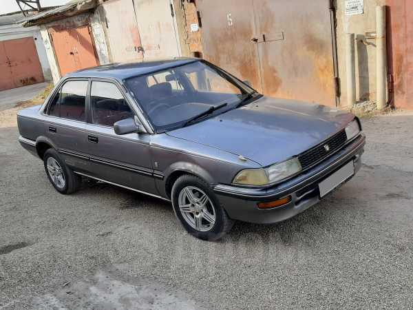 Toyota Corolla, 1989 год, 77 000 руб.