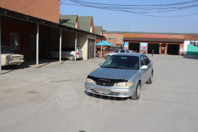 Toyota Corolla, 1999 год, 167 000 руб.