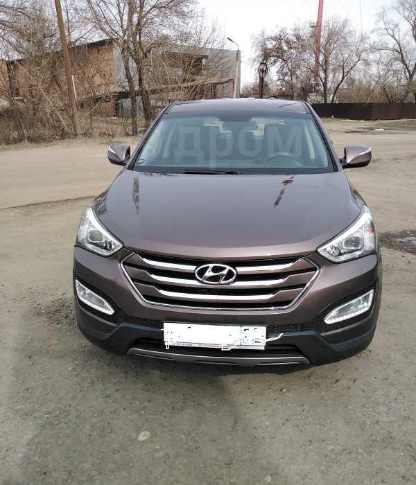 Hyundai Santa Fe, 2013 год, 1 040 000 руб.