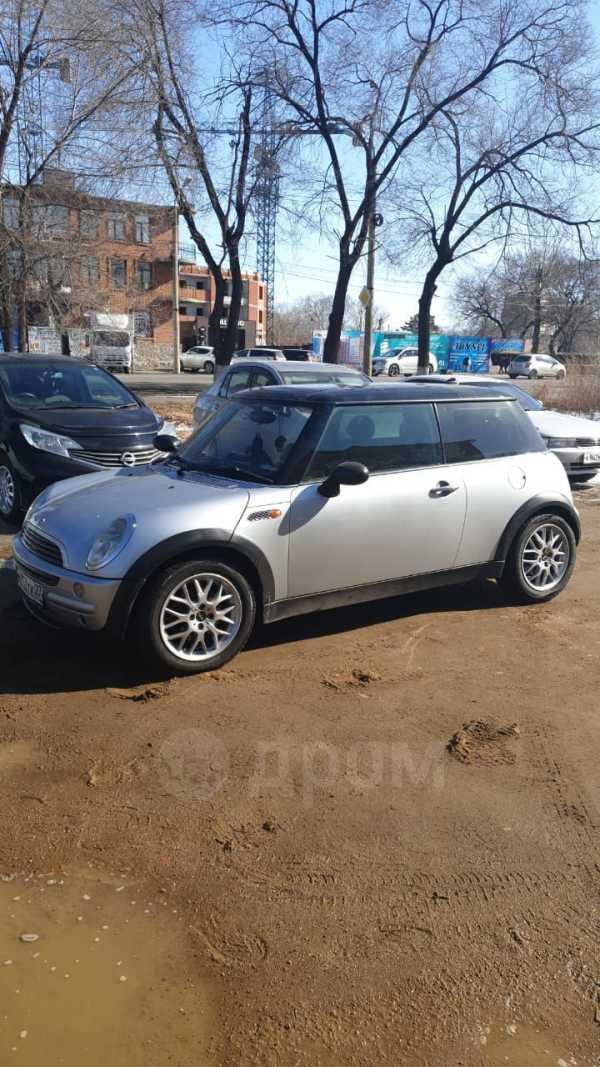 Mini Coupe, 2002 год, 330 000 руб.