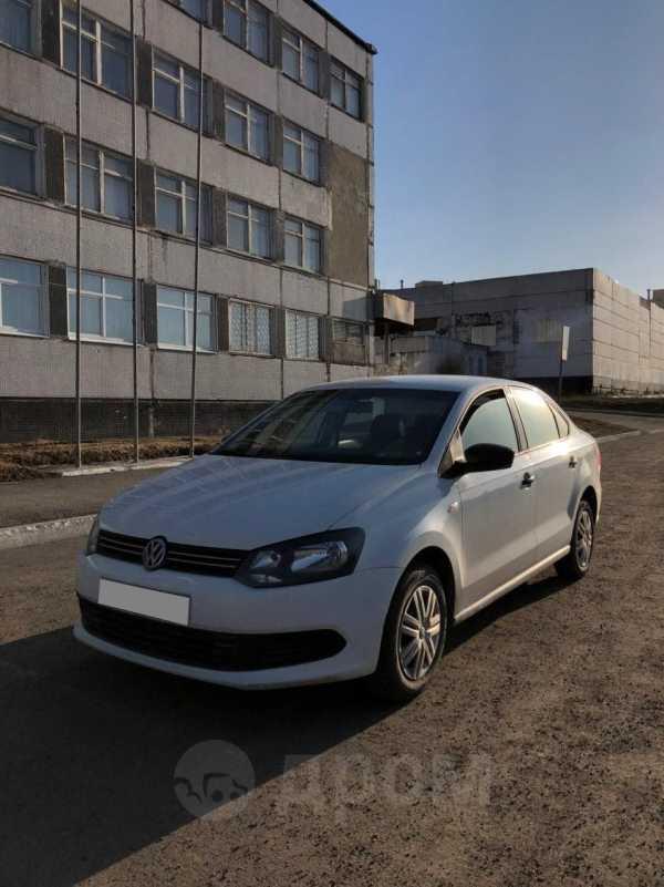 Volkswagen Polo, 2015 год, 540 000 руб.