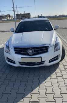 Калининград Cadillac ATS 2013