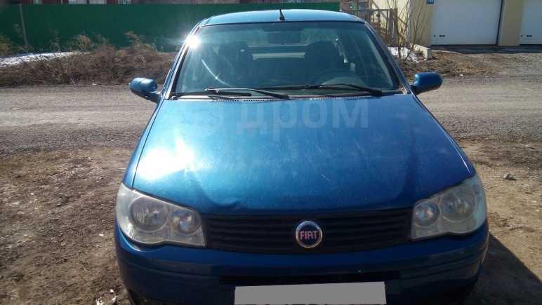 Fiat Albea, 2007 год, 130 000 руб.