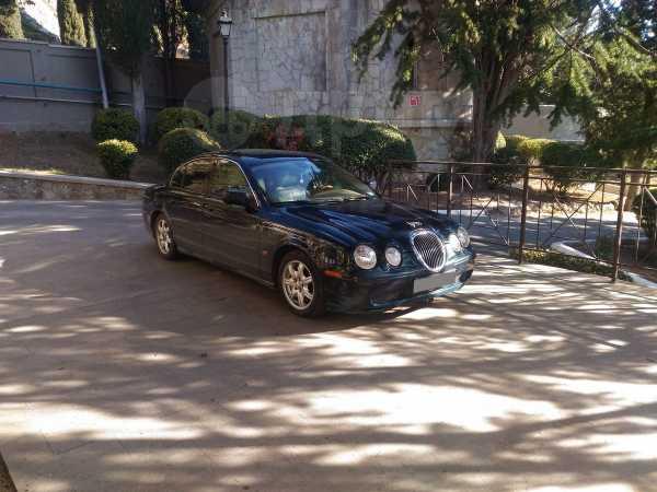 Jaguar S-type, 1999 год, 199 000 руб.