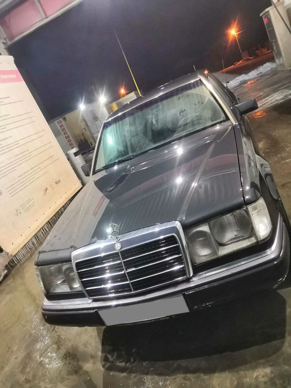 Mercedes-Benz Mercedes, 1989 год, 140 000 руб.