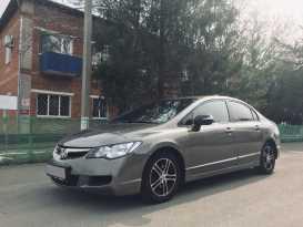 Курганинск Civic 2008
