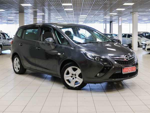 Opel Zafira, 2012 год, 574 900 руб.
