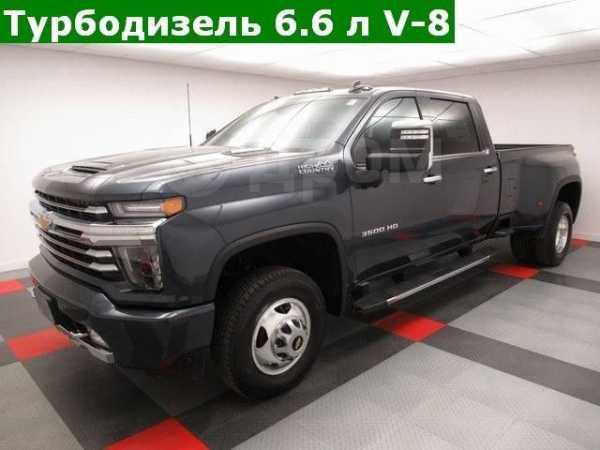 Chevrolet Silverado, 2020 год, 7 900 000 руб.