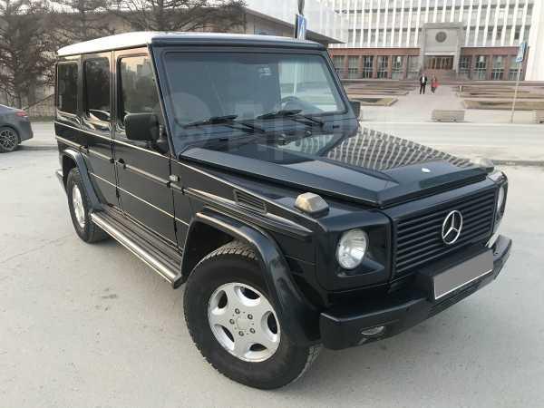 Mercedes-Benz G-Class, 1998 год, 1 000 000 руб.
