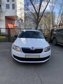 Москва Octavia 2014