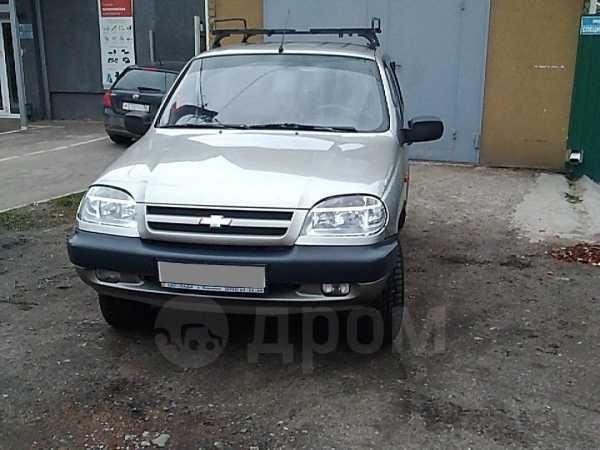 Chevrolet Niva, 2007 год, 237 000 руб.