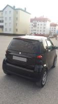 Smart Fortwo, 2008 год, 380 000 руб.