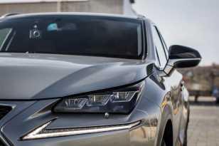 Уссурийск Lexus NX200t 2015