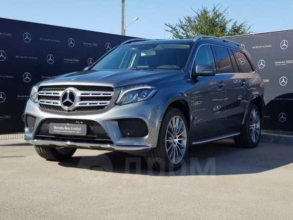 Mercedes-Benz GLS-Class, 2019 год, 5 350 713 руб.