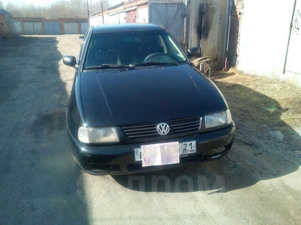 Volkswagen Polo, 1997 год, 125 000 руб.