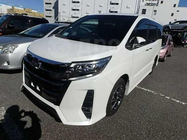 Toyota Noah, 2017 год, 1 600 000 руб.