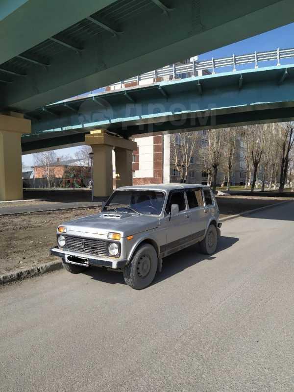 Лада 4x4 2131 Нива, 2004 год, 87 000 руб.