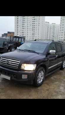 Жуковский QX56 2004