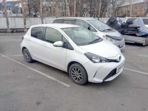 Toyota Vitz, 2016 год, 500 000 руб.