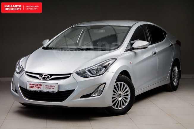 Hyundai Elantra, 2014 год, 663 899 руб.